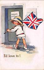 Nellie - Minnie Singer Ely House, Lorne Villas Preston Park Sussex 1915  CB156