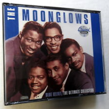 MOONGLOWS 2 CD Set Blue Velvet The Ultimate Collection MCA 1993 DOO Wop cdx---