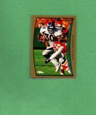 1998 Topps Football Set TERRELL DAVIS Card # 200