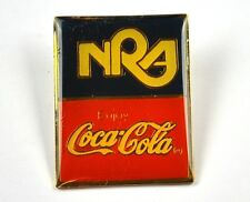 COCA-COLA COKE EE.UU. Solapa Pin PIN BADGE Broche - nra