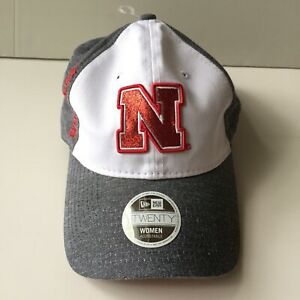 Nebraska Huskers New Era Women's Core Classic Twill University Baseball Hat