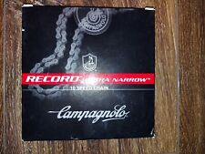 campagnolo Record 10 Speed Chain NIB