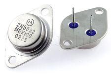 2N5632 Original Pulled Motorola Silicon NPN Power Transistor