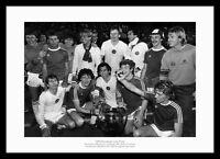 Aston Villa 1982 European Cup Team Celebrations Photo Memorabilia (190)