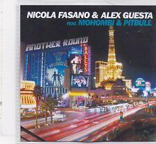 Nicola Fasano&Alex Guesta-Another Round Promo cd single