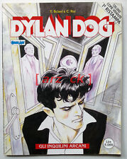 DYLAN DOG GLI INQUILINI ARCANI Comic Art 1ª RISTAMPA