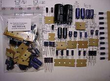 NAD 3020A B 3120 Verstärker Elko-Satz kpl. caps recapping recap kit complete