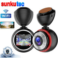 "2 Inch Mini Dash Cam, 1080p Full HD Dual Lens Camera 2.0"" LCD Screen, Car Camera"