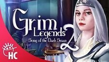 GRIM LEGENDS 2: SONG OF THE DARK SWAN - Steam chiave key - Free shipping - ROW