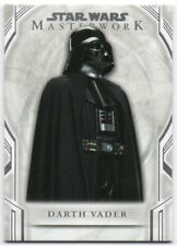 2018 Star Wars Masterwork 59 Darth Vader