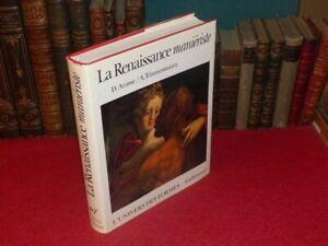 """[ARTS """"UNIVERS DES FORMES""""] ARASSE & TÖNNESMANN / LA RENAISSANCE MANIERISTE 1997"""