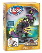 Bloco Construction Toy - Darko, Dragon of Darkness