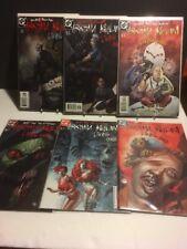 Arkham Asylum Living Hell #1-6 Mini Series Set - DC Comics