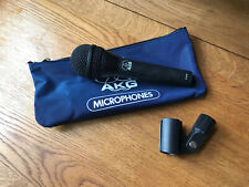 AKG D 870 Dynamic Supercardioid Cable Professional Microphone