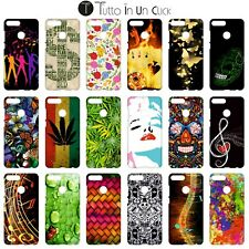 Custodia cover RIGIDA per Huawei Honor 9 Lite -  Design _19_36