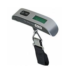 Bilancia dinamometro digitale per bagagli 50KG 1870036 VALEX Pesa 50 kg max