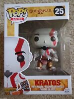 POP! Games Kratos God of War Figure sony playstation New