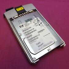 300GB HP 356910-003 BD30087B53 F/W: HPB5 80-Pin SCSI Hard Disk Drive
