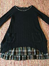Womens Tunic Top/ Jumper By Stella Size S