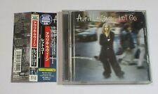 Avril Lavigne Let Go Japan Cd+Dvd