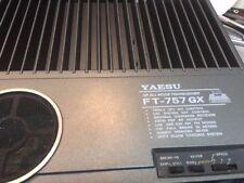 Yaesu FT 757 restoration decal