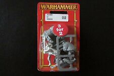 OOP Citadel / Warhammer Empire / Araby Dogs Of War Sulimen The Saracen BNIB