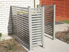 Bin or Air conditioning screening for home or business DIY - Slats plus Posts