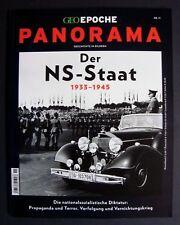 """GEO Epoche Nr.11 """" Der NS-Staat 1933-1945 """" Panorama   ungelesen, Top Zustand"""
