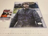 Pilou Asbaek Autographed SIGNED Game of Thrones 8X10 photo W/ JSA  COA  A
