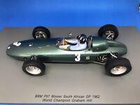 1/18 BRM P57 #3 Graham Hill Sieger & Weltmeister GP Südafrika 1962 SPARK 18S225
