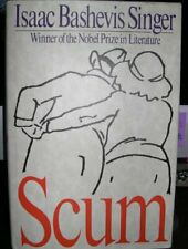 Scum by Singer, Isaac Bashevis Book The Cheap Fast Free Post