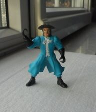 Captain Hook Figure Figurine Peter Pan Rare Vintage