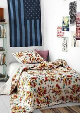 """NWOT URBAN OUTFITTERS 4040 LOCUST CRAZY AMERICAN FLAG DENIM TAPESTRY 32"""" X 48"""""""