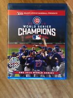 2016 World Series Champions: The Chicago Cubs COMBO [Blu-ray / DVD] Very Good!