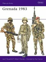 Grenada, 1983 (Men-at-arms) by Russell, Lee E Paperback Book The Fast Free