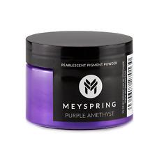 MEYSPRING Purple Amethyst Mica Powder for Epoxy - Resin Color Pigment