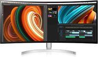 LG 34WK95C QHD 3440x1440 IPS Curved Monitor ● DisplayPort Type-C FreeSync 💎