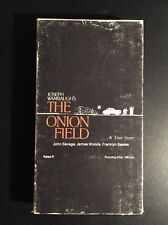 The Onion Field Joseph Wambaugh's VHS Magnetic Video James Woods Tested