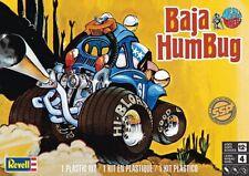 1739 revell SSP deal's wheels Baja HumBug Plastic Model Kit  new in the cello