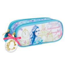 Cinderella Disney Magic Doble Bolsillo Escuela Maquillaje Lápiz Caso