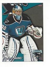 2012-13 Worcester Sharks (AHL) Alex Stalock (goalie)