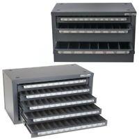 Huot 13000 & 13025 | Drill Bit Dispenser for Fractional & Number