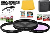 82mm Filter Kit for Sigma 24-35mm f/2 DG Art & Sigma 20mm f/1.8 EX DG RF Lens