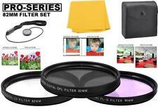 Accessory Filter Kit for Sigma 24-105mm f/4 DG Lens, Sigma 24-70mm f/2.8 D Lens