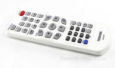 TOSHIBA TV/DVD Combo GENUINE Remote Control SD-P75S SD-P75SWN SD-P95S SD-P95SWN