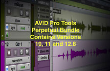 Avid Pro Tools - ProTools 10/11/12 USED PERPETUAL LICENSE w/ Version 3 iLok Key