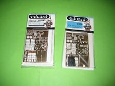A-7D / A-7E CORSAIR II DETAIL SETS BY EDUARD 1/48 SCALE - KOMBO SET