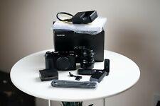 Fujifilm X-E3 Mirrorles Camera Black + XF 23mm F2 R WR Lens + Accessories