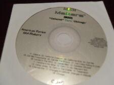 IDOL MAKERS KARAOKE IM005 CABARET THRU CHICAGO CD+G