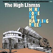 The High Llamas - Here Come The Rattling Trees (NEW CD)